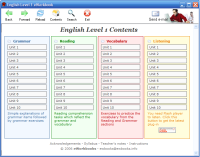 eWorkbooks Level 1 English